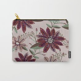 flowers / 50 Carry-All Pouch