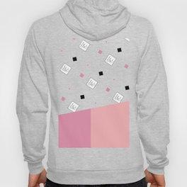 Spring Fashion Pattern #cute #blush #kirovair #pattern #pink #coral #home #decor Hoody