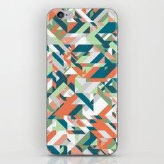 Summer Geometric iPhone & iPod Skin