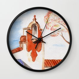 The Firestone Building Wall Clock