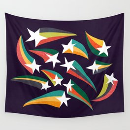 Shooting star Wall Tapestry