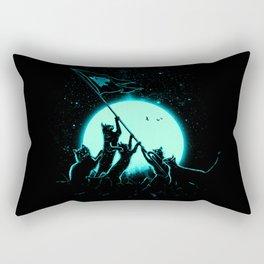 Freedom Cats Rectangular Pillow