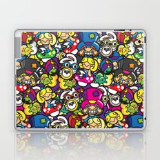 Alice in Kawaiiland Laptop & iPad Skin