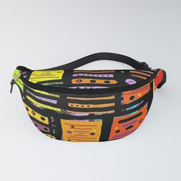 Color square 03 Fanny Pack
