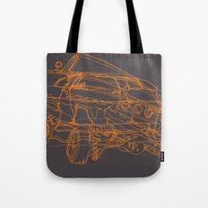 Car Clump Tote Bag