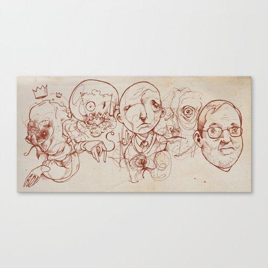 Tourniquet Canvas Print