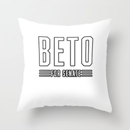 beto t shirt Throw Pillow