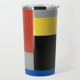 Composition XX (High Resolution) Travel Mug