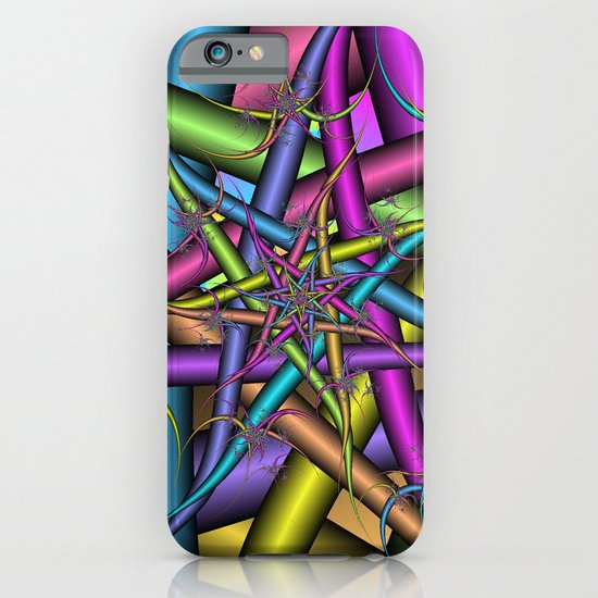 Star Fractal iPhone & iPod Case