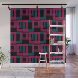 Geometric pattern . Leila . Wall Mural