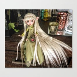 Kira custom Doll Canvas Print