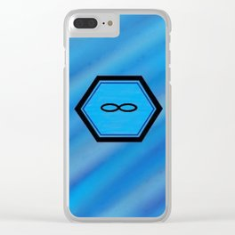 Chip To Enlightenment Clear iPhone Case