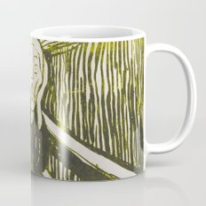 The Scream's Haze (yellow) Mug