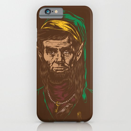 Abraham LINKoln iPhone & iPod Case