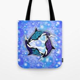 ORCAS BUBBLES Tote Bag