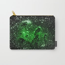 gaLaxy : Green Pillars of Creation Carry-All Pouch