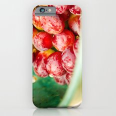 Red Grapes iPhone 6s Slim Case