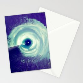 beam me up. Stationery Cards