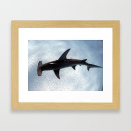 Greatness Below Framed Art Print