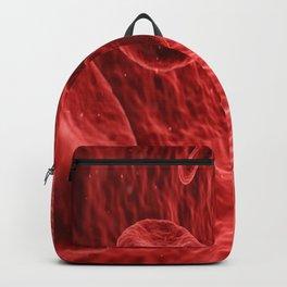 blood cells red medical Backpack