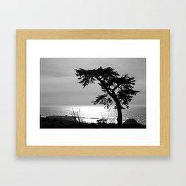 Beachscape No.2 Framed Art Print