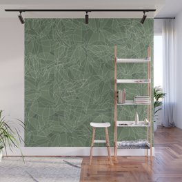 Nature (leaves pattern) Wall Mural