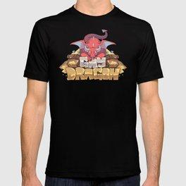 gay dragon T-shirt