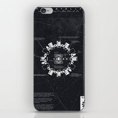 Interstellar iPhone & iPod Skin
