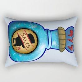 Salts Bottle Rectangular Pillow