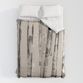 Shadow Branches Duvet Cover