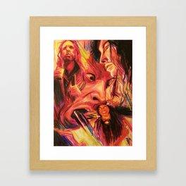 """His Devil's Night"" (Front Cover) Framed Art Print"