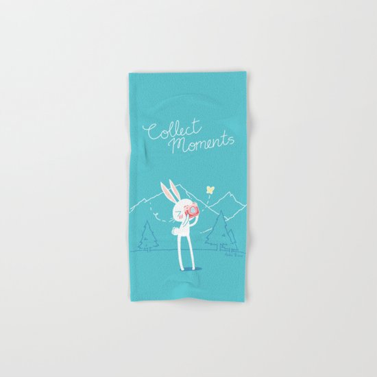 Collect Moments Hand & Bath Towel