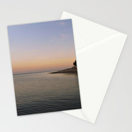 Island Escape Stationery Cards