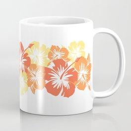 Epic Hibiscus Hawaiian Floral Aloha Shirt Print Coffee Mug