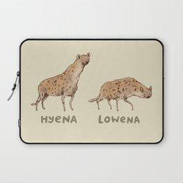 Hyena Lowena Laptop Sleeve