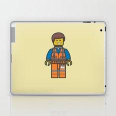 #10 Emmet Lego Laptop & iPad Skin