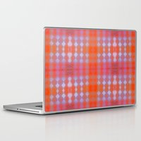 wallpaper Laptop & iPad Skins featuring Wallpaper by Kaos and Kookies