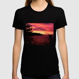 Sunset * Big Sur, California T-shirt