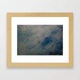 Expresion 2 Framed Art Print