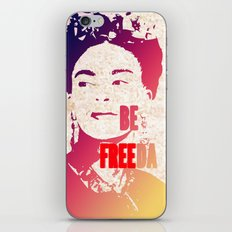 Be FREEda iPhone & iPod Skin