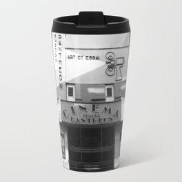 Cinema Metal Travel Mug