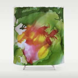 Evergreen 01 Shower Curtain