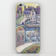 My little town iPhone & iPod Skin