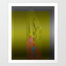 """""""AIR"""" Art Print"""
