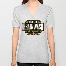 Ye Olde BRAINWASH Unisex V-Neck