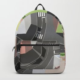 Inside-out - urban living Backpack