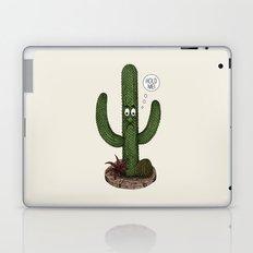 Cactus Need Love Too Laptop & iPad Skin