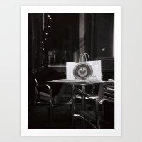 Frame Art Print
