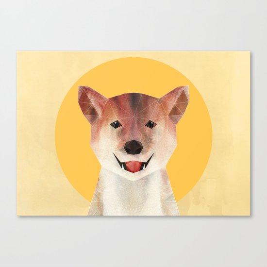 Sunny Disposition Canvas Print
