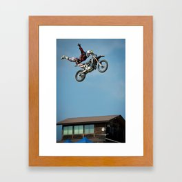 Holy Gonta, FMX Japan Framed Art Print